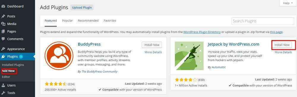 Plugin-Install-Web