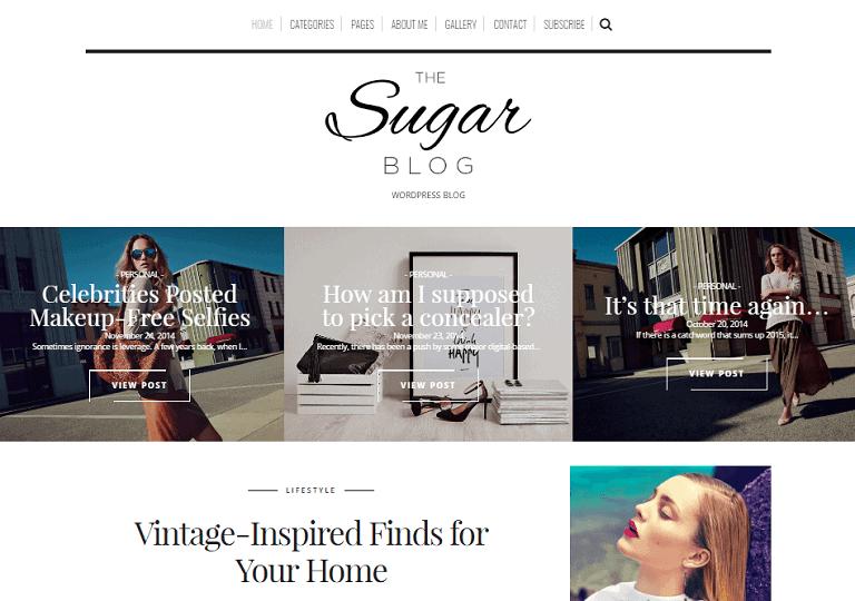 SugarBlog