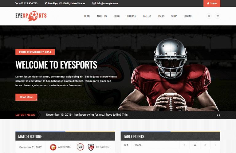 Eye Sports
