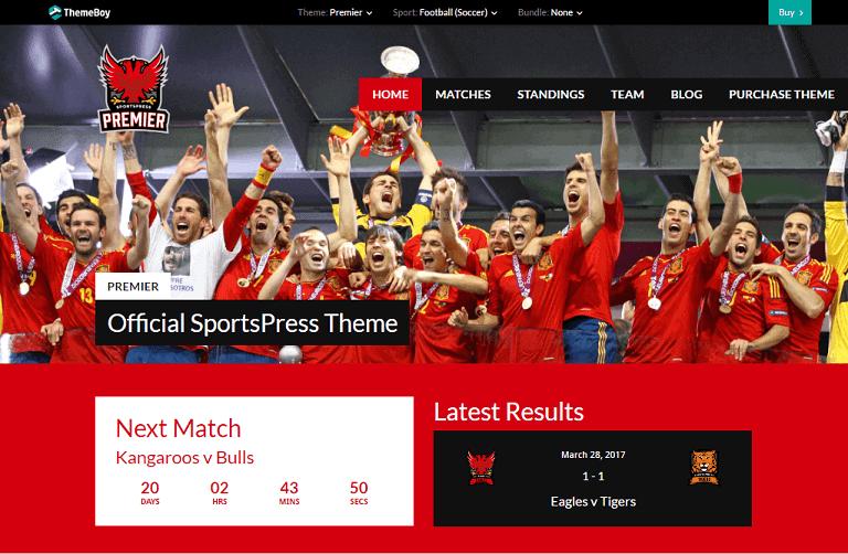 Premier SportPress