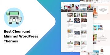 Best Clean and Minimal WordPress Themes