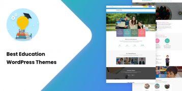 Best Education WordPress Themes