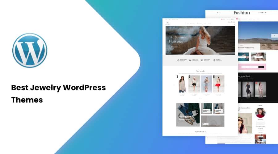 30+ Best Jewelry WordPress Themes of 2021