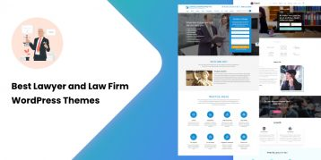 Best Lawyer and Law Firm WordPress Themes