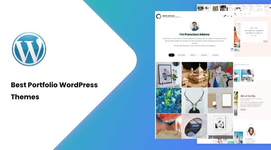 30+ Best Portfolio WordPress Themes of 2021