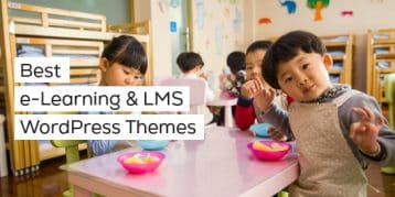 Best e-Learning & LMS WordPress Themes