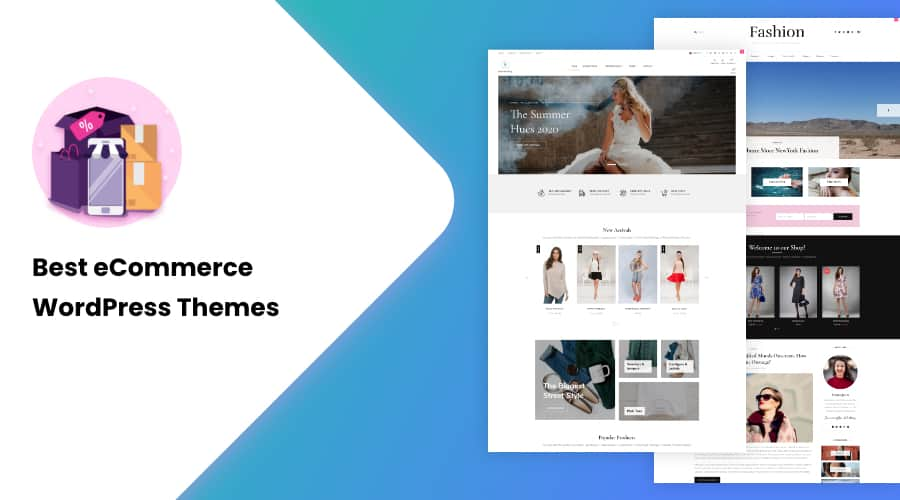 25+ Best eCommerce WordPress Themes of 2021