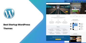 Best Startup WordPress Themes