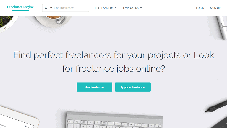 FreelanceEngine