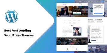 Best Fast Loading WordPress Themes