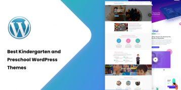 Best Kindergarten and Preschool WordPress Themes