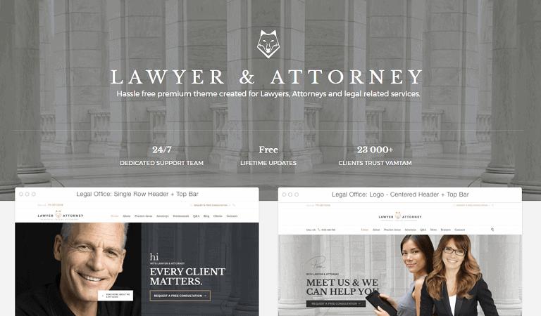 Lawyer & Attorney