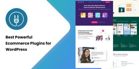 Best Powerful Ecommerce Plugins for WordPress