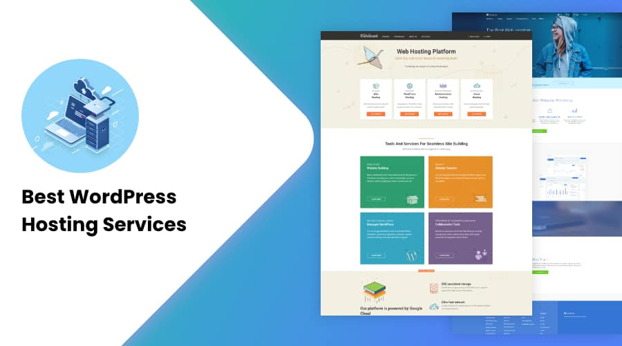 11 Best WordPress Hosting Services of 2021