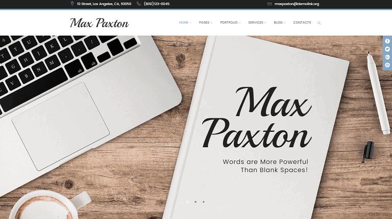 MaxPaxton