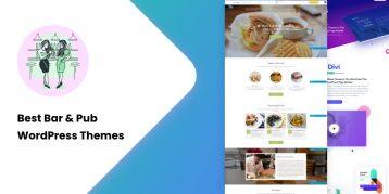 Best Bar & Pub WordPress Themes