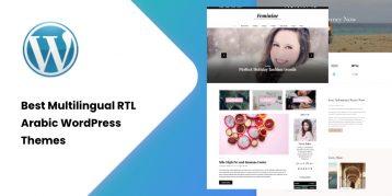 Best Multilingual RTL Arabic WordPress Themes