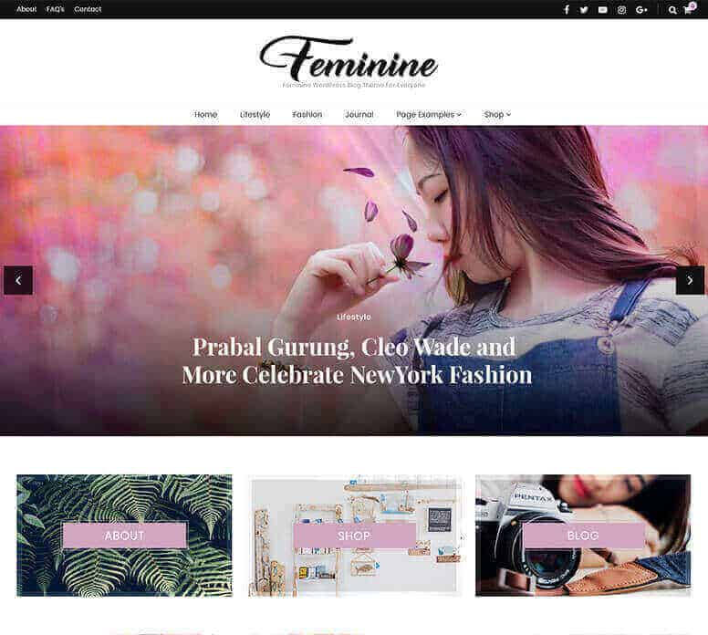 Blossom Feminine Pro