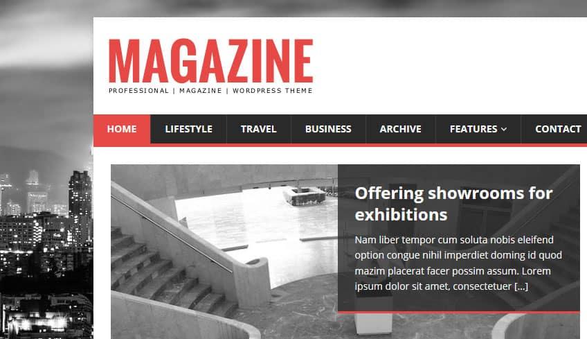 MH-Magazine-Lite Free WordPress Theme