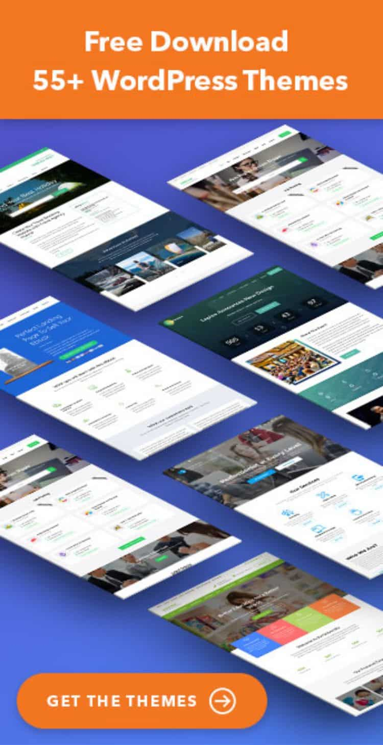 Download free themes
