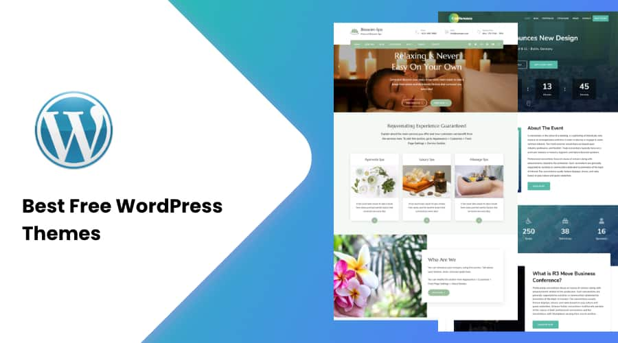 70+ Best Free WordPress Themes of 2021