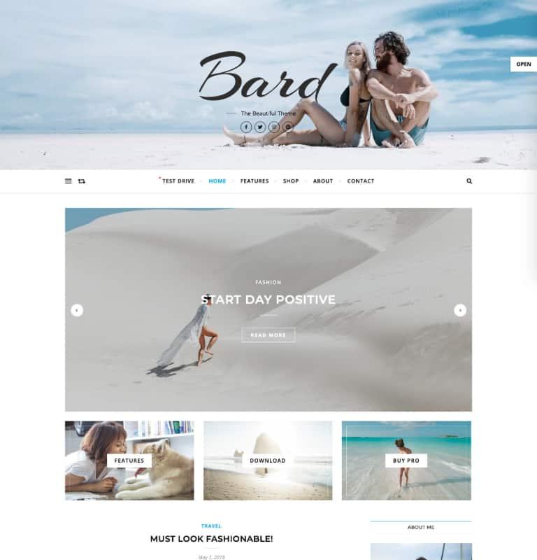 Bard Blog