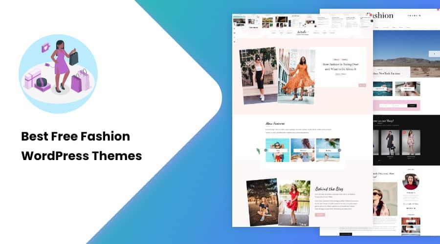 20+ Best Free Fashion WordPress Themes