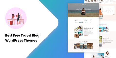 Best Free Travel Blog WordPress Themes