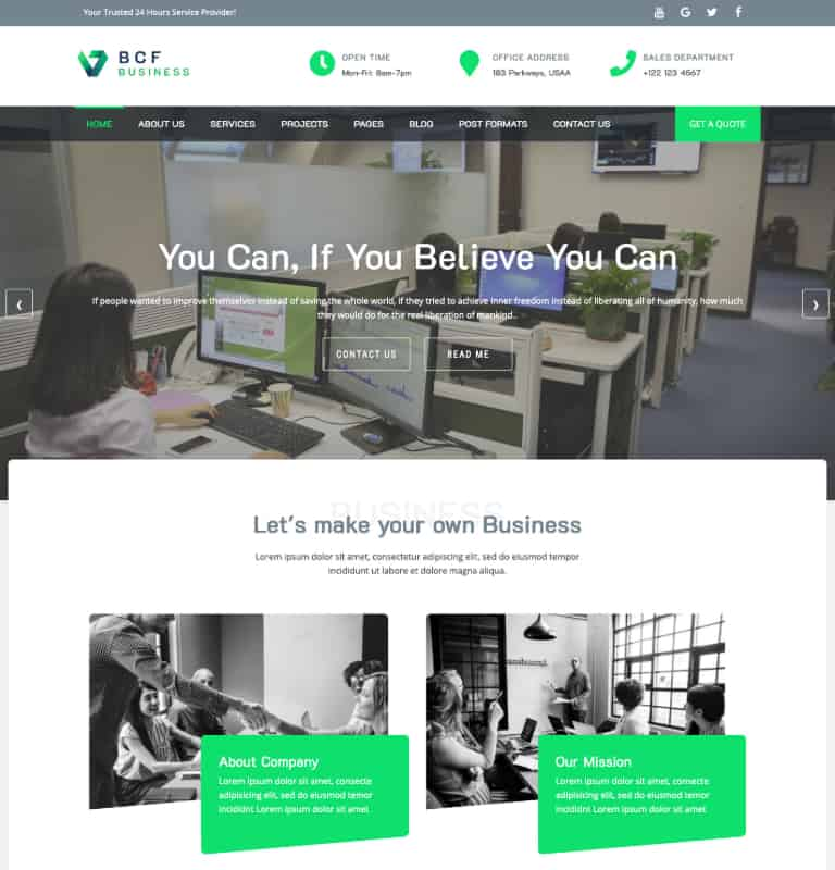 Business Consultant Finder Lite