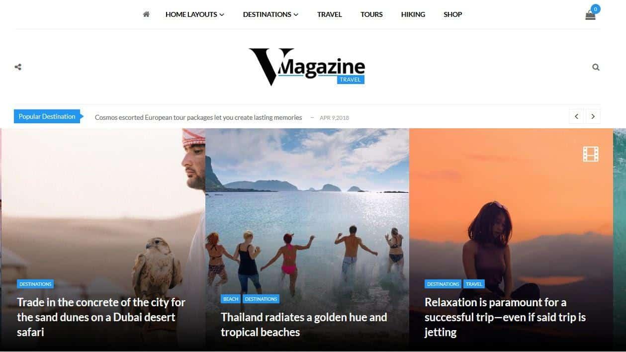 VMagazine