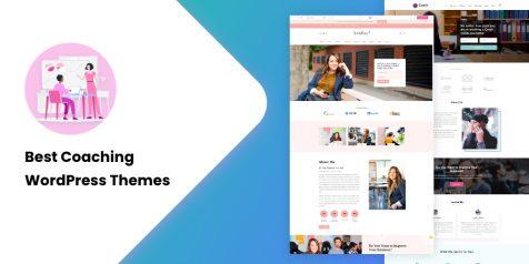 Best Coaching WordPress Themes