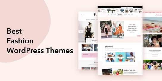 15+ Best Fashion WordPress themes