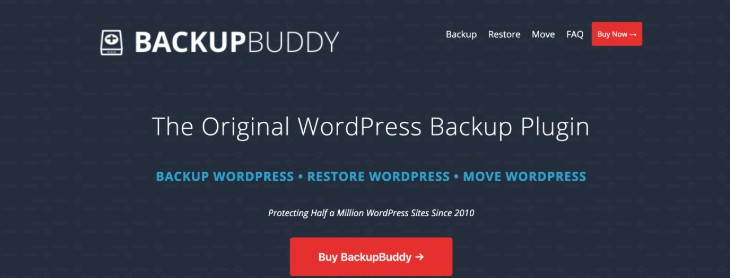 BackupBuddy WordPress Plugins