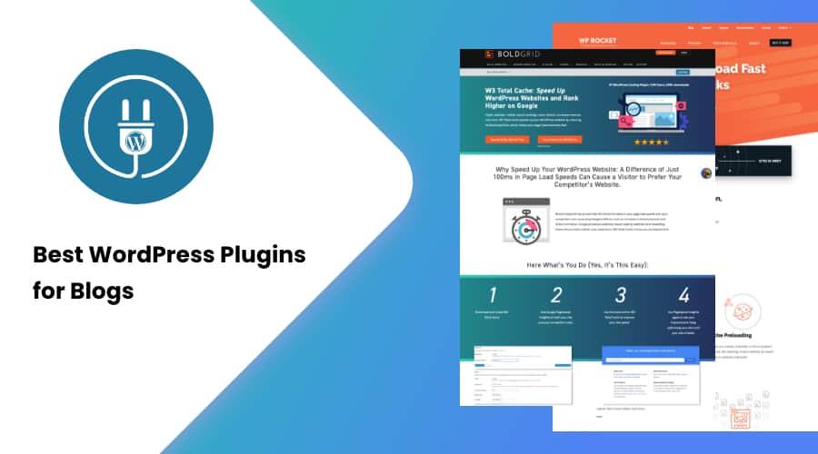 45+ Best WordPress Plugins for Blogs