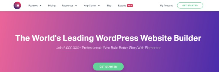 Elementor WordPress Plugin
