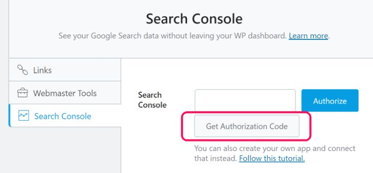 Google Search Console Verification With RankMath