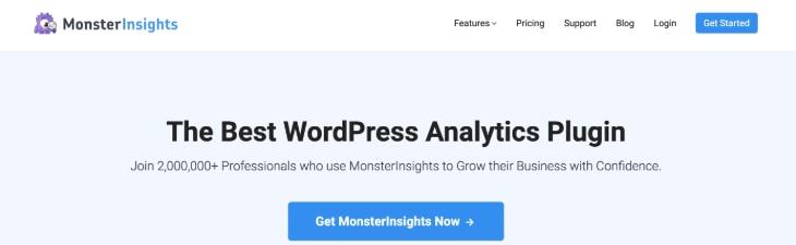 MonsterInsights WordPress Plugins