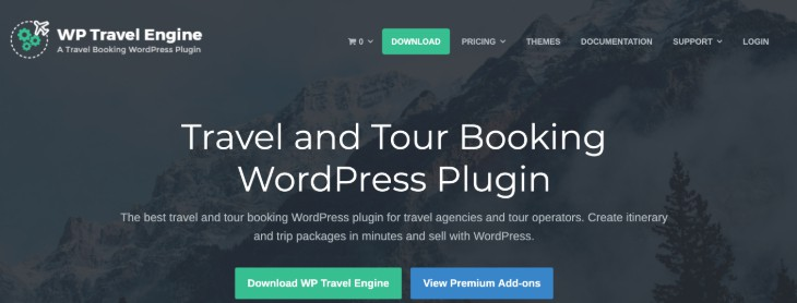 WP Travel Engine WordPress Plugins