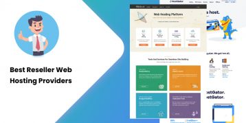 Best Reseller Web Hosting Providers