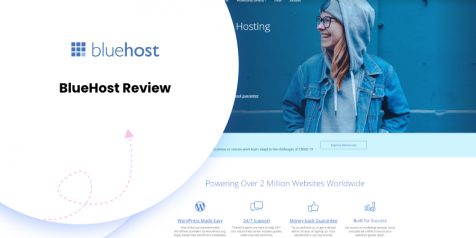 BlueHost Review 2020