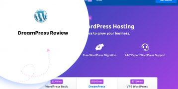 DreamPress Review