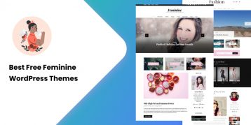 Free Feminine WordPress Themes