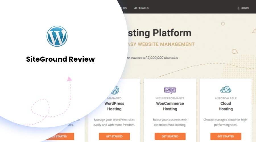 SiteGround Review 2021 – Our Own Experience
