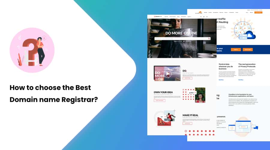 How to Choose the Best Domain Name Registrar?