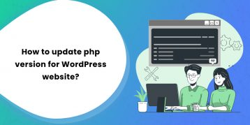 How to update php version for WordPress website