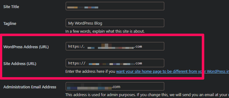 replace http with https in the WP and site address URL