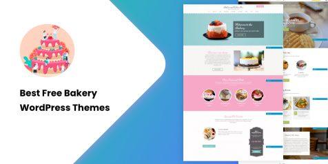 Best Free Bakery WordPress Themes