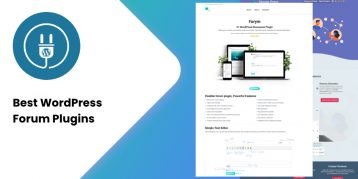 20 WordPress Forum Plugins