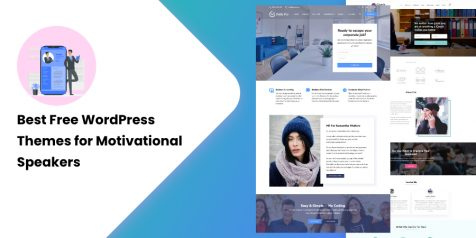 Best Free WordPress Themes for Motivational Speakers