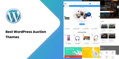 Best WordPress Auction Themes